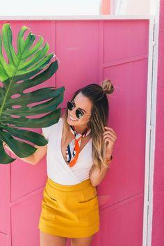 @Bloguettes InstaCamp Palm Springs 2016 | #bloguettesinstacamp #summergirl #summerstyle