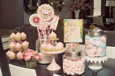 dream little girl party