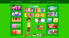 A website with a variety of games or activities for elementary school students  FREE