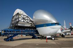Aero Spacelines Super Guppy #guppy #superguppy #aerospacelines #aero #spacelines