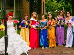Princess bride: Over-the-top Disney wedding a viral hit - TODAY.com