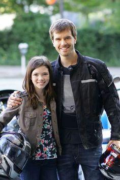 Graham and Alisha