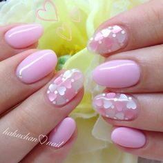 • Nail Design ❤️하트가뿅뿅~! 하트네일 디자인모음 : 네이버 블로그