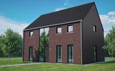Ontdek deze nieuwbouwwoning - BL276 € 147.230 - € 94.219 4slp 160 m²