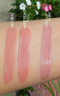 NYX Xtreme Lip Cream in Natural & Nude Peach Fuzz