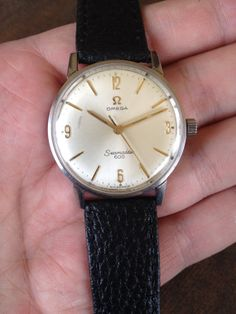 Vintage Omega Seamaster 600 // Handwinding par COLLECTWATCHES, $338.00
