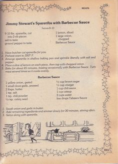 Celebrity Recipes | Awful Library Books Jimmy Stewart