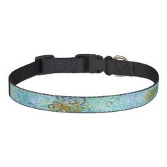Carnivale medium dog collar - dog puppy dogs doggy pup hound love pet best friend