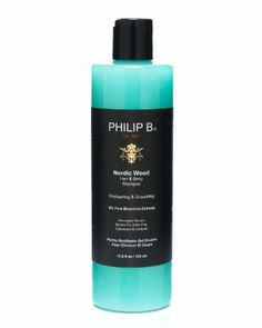 Amazon.com: Philip B Nordic Wood 1 Step Hair & Body 11.8-Ounces: Beauty