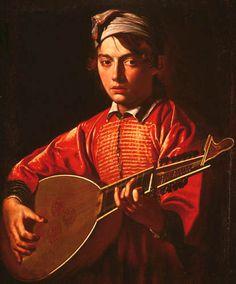 caravaggio , der lautenspieler