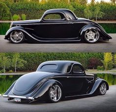 Hot Rod Autos, Super Snake, Classic Hot Rod, Ford Classic Cars, Classic Muscle Cars, Hot Rides, Sweet Cars, Us Cars, Street Rods