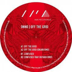 Onno - Off The Grid EP [AMA Recordings]