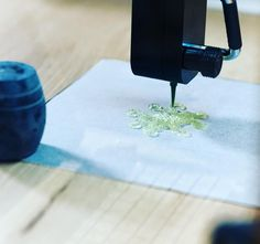 Something we liked from Instagram! Do you know what we're printing right now? #MAGICYOU #MAGICCANDYFACTORY // #veggie #vegan #yummy #candy // #3d #3dprinter #3dprinted #customized // by magiccandyfactory check us out: http://bit.ly/1KyLetq