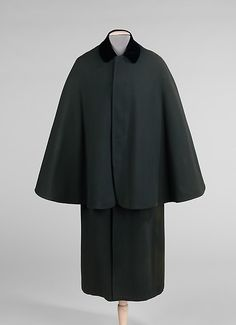 Evening cloak | Unknown | The Met