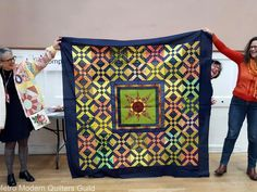 Quilt Guild Show and Tell