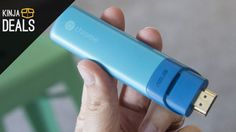 Turn Any TV Into a Real Computer With This $70 Chromebit