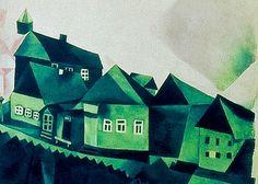 Марк Шагал. Витебск