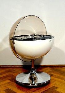 70s MINT VTG ROSITA VISION 2000 SPACE DESIGN PHILIPS HIFI SYSTEM RADIO UFO EAMES | eBay