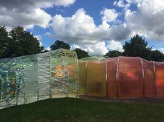 Serpentine Pavillon 2015 by selvascano in London 2015