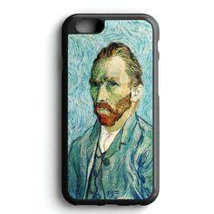 Van Gogh Self Portrait iPhone 7 Case