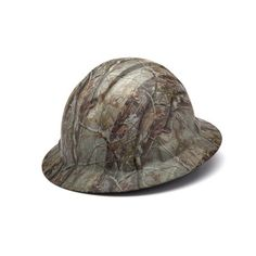 be8912f971e Ridgeline Camo Pattern Full Brim Hard Hat