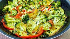 Sie werden dieses köstliche Brokkoli Rezept immer und immer wieder kochen! gesunde rezepte - YouTube Veg Dishes, Vegetable Dishes, Side Dishes, Best Broccoli Recipe, Broccoli Recipes, 15 Minute Dinners, Dinners To Make, Cooking Recipes, Healthy Recipes