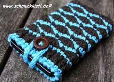 SeptemberErde Handytasche Smartphone von www.Schmuckkistl.de auf DaWanda