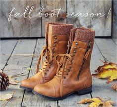 Y'all it's fall boot season! http://rstyle.me/n/qi7cwmxbn
