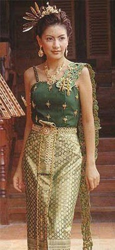 Thai traditional dress