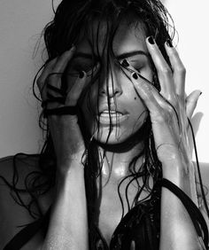 Eva Mendes by Mikael Jansson for Interview Magazine 2008
