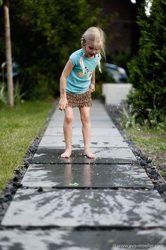 Wasserbomben-Fotoshooting in Berlin