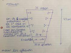 Pied de Poule by Miss Lizz: Bernadette: how to...