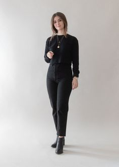 Minimalist Fashion - My Minimalist Living Basic Outfits, Petite Outfits, Fall Outfits, Casual Outfits, Cute Outfits, Fashion Outfits, Womens Fashion, Slimming World, Petite Fashion