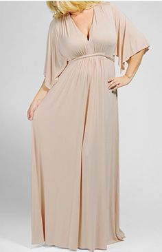 Plus Size Caftans | Rachel Pally Plus Size Bare Caftan Dress - High End Plus Size