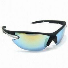 Customized Logo Rubber Sports Sunglasses Sports Sunglasses, Oakley Sunglasses, Usb, Logo, Gifts, Stuff To Buy, Beauty, Fashion, Moda