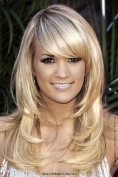 blonde hairstyle over 40 2014 | 44 Hottest Long Blonde Hairstyles For Women 2014