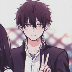 Boy And Girl Best Friends, Anime Best Friends, Friend Anime, Cute Anime Pics, Cute Anime Boy, Anime Boys, Anime Angel, Matching Profile Pictures, Profile Pics