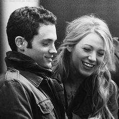 Derena from Gossip Girl...never liked either of them which makes them perf for each other. Dan was bearable when he was with Blair, but Chair all the way!! Dair was shit