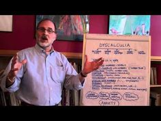 Dr. Horowitz talks about dyscalculia.