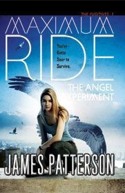 Series- Maximum Ride (Book #1)  Book Title- Angle Experiment  Author- James Patterson.   My fav. Series right now. Read it. :)