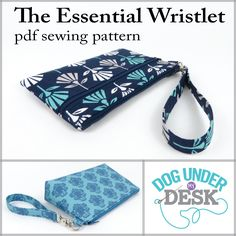 This is a PDF Sewing Pattern. You must be able to open and print a PDF file. This is a digital sewing pattern, not a finished bag. 16 page full color tutorial with photos + 6 pages of *bonus featur…