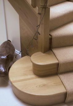Stairs And Doors, Floor Chair, Flooring, Staircases, Furniture, Google Search, Home Decor, Decoration Home, Room Decor