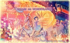 Parc d'attraction RPG Manga - Akizuki no WONDERLAND