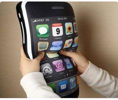Almofada de iPhone
