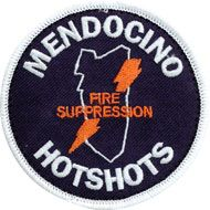 Mendocino Hotshots Pack: Hot 3 since 2008