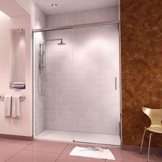 Mampara 2 hojas 292€ Cosmos, Alcove, Bathtub, Bathroom, Home, Shower Doors, Bathroom Sinks, Standing Bath, Washroom