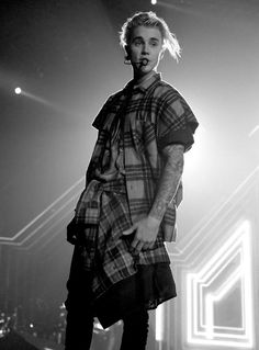 Justin Bieber on Purpose world tour