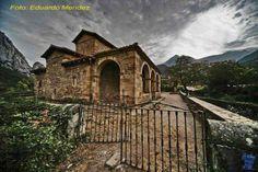Santa María de Lebeña/Lebeya fue construida a petición de los condes de Levana, en el siglo X es sin duda la joya arquitectónica del municipio y una de las más representativas del arte mozárabe en España enriquecida con elementos de arquitectura asturiana.
