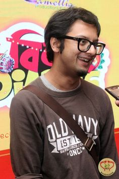 The first look of Mainak Bhaumik's new film Bibaho Diaries was unveiled in the presence of Mainak Bhaumik, Sohini Sarkar, Ritwick Chakraborty and others.