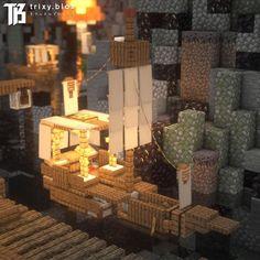 Casa Medieval Minecraft, Minecraft Welten, Minecraft Cottage, Easy Minecraft Houses, Minecraft Castle, Minecraft Plans, Minecraft House Designs, Minecraft Decorations, Amazing Minecraft